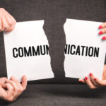 How lack of communication affects relationships